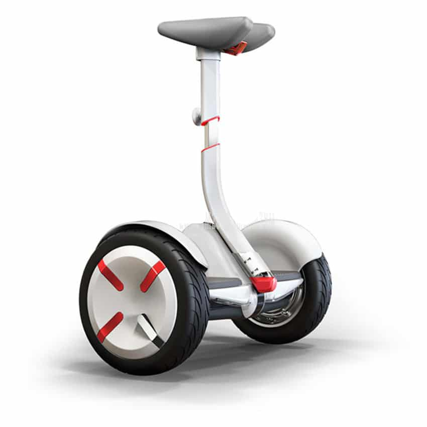 New Intelligent Self Balancing Electric Scooter with 30km Mileage and 18km/h Max Speed 6