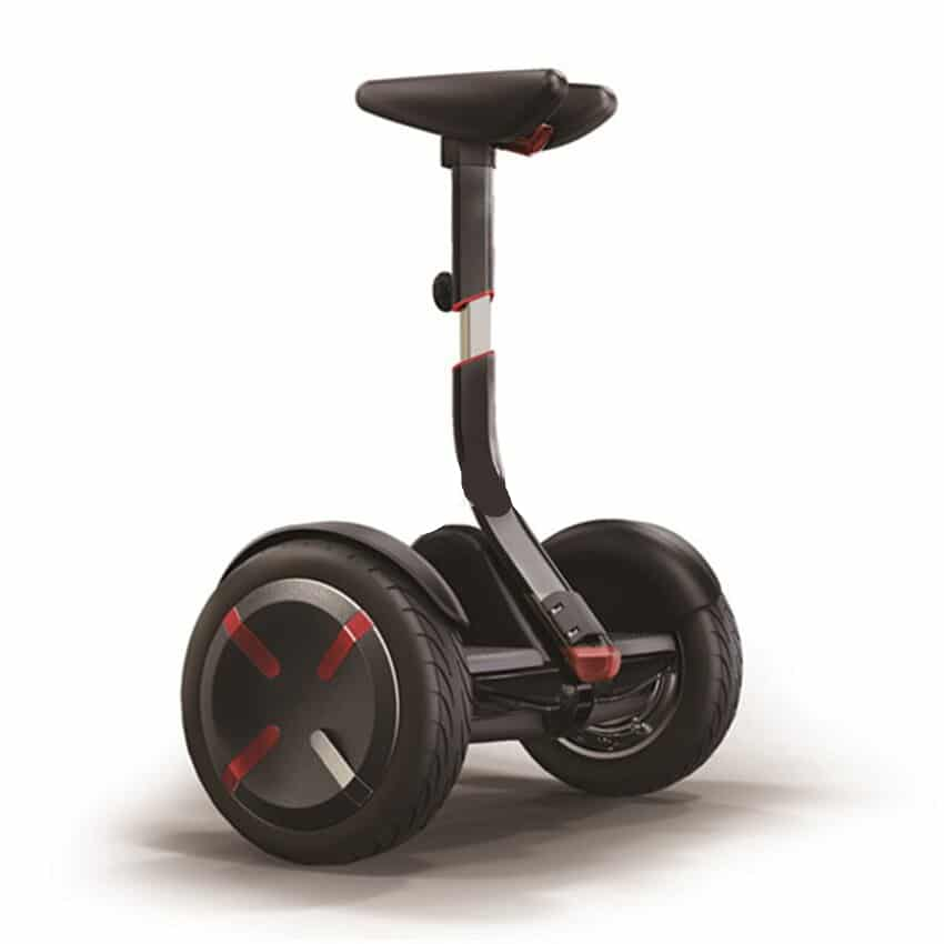 New Intelligent Self Balancing Electric Scooter with 30km Mileage and 18km/h Max Speed 7