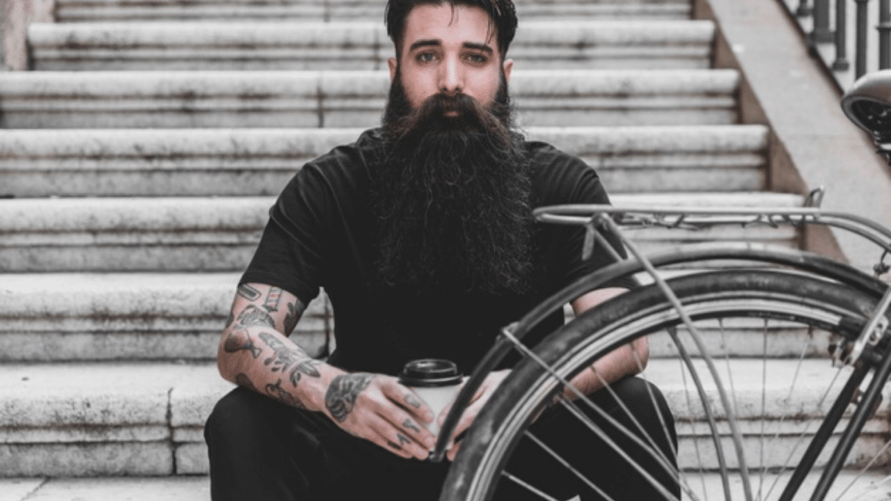 electric Beard Straighteners
