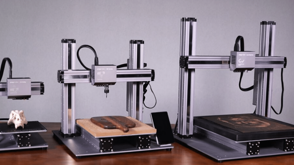 3d printer cnc all in one