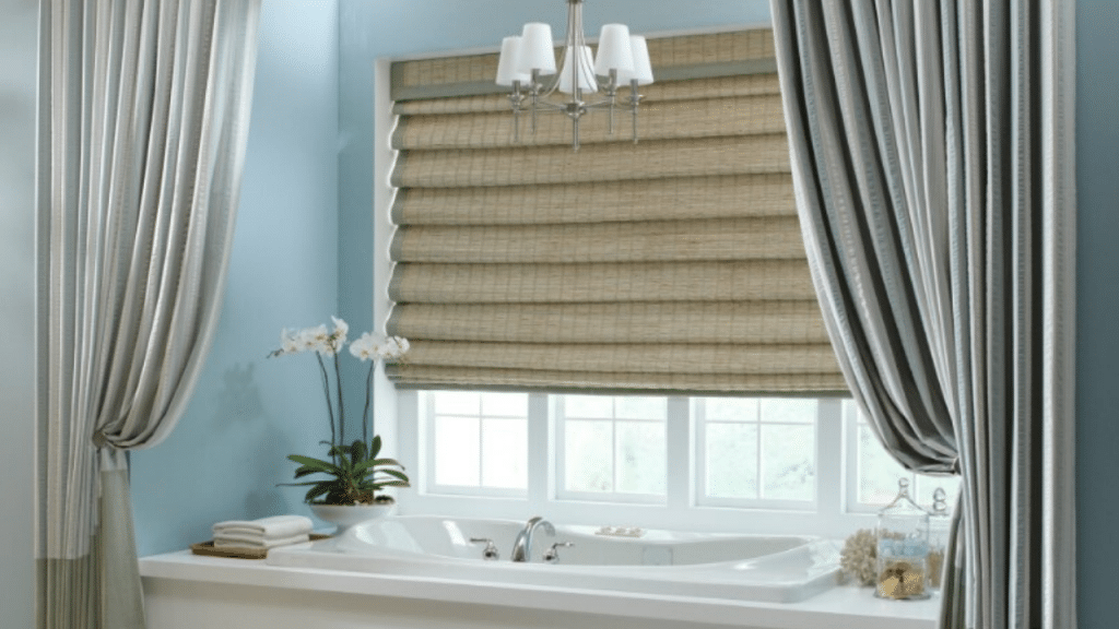 This image has an empty alt attribute; its file name is lace-Bathroom-Curtain-Set-1024x576.png