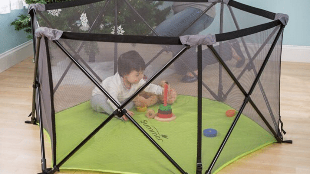 This image has an empty alt attribute; its file name is playpen-for-babies-1024x576.png