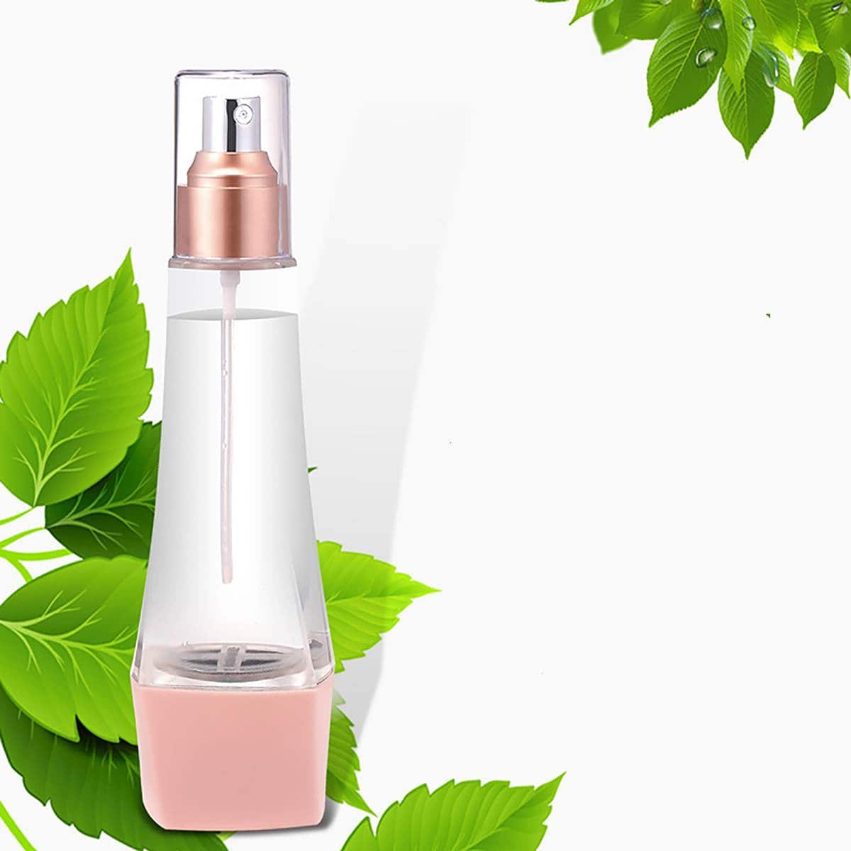 120mL USB Chargeable Disinfectant Liquid Generator with Uniform Atomization Effect