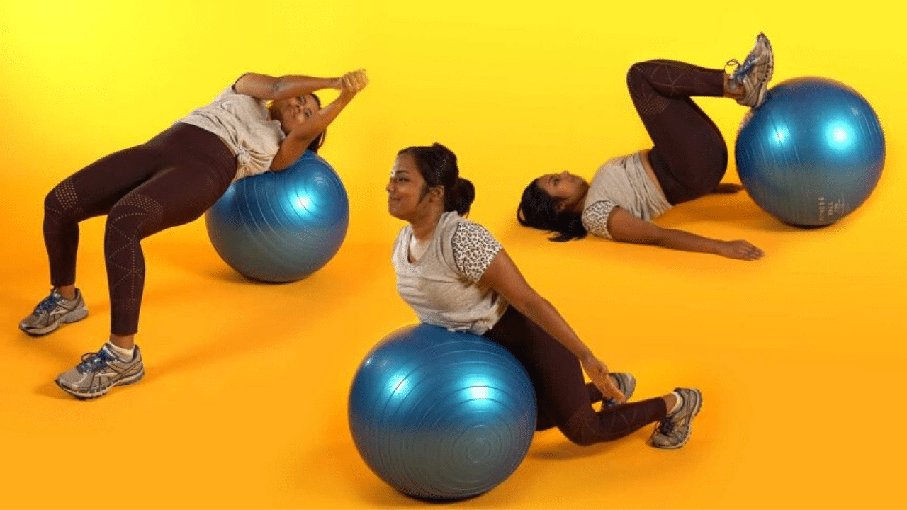 Balls For Exercise