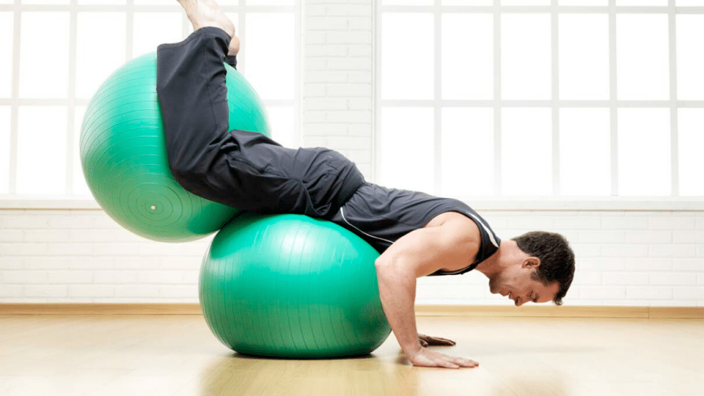 This image has an empty alt attribute; its file name is Exercise-Ball-for-core-strengthening-1024x576.png
