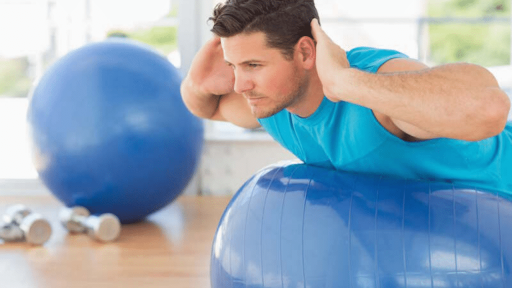 This image has an empty alt attribute; its file name is Exercise-Ball-for-men-1024x576.png