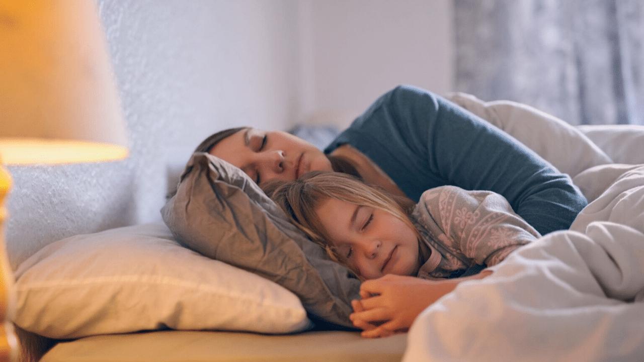 bed husband pillow