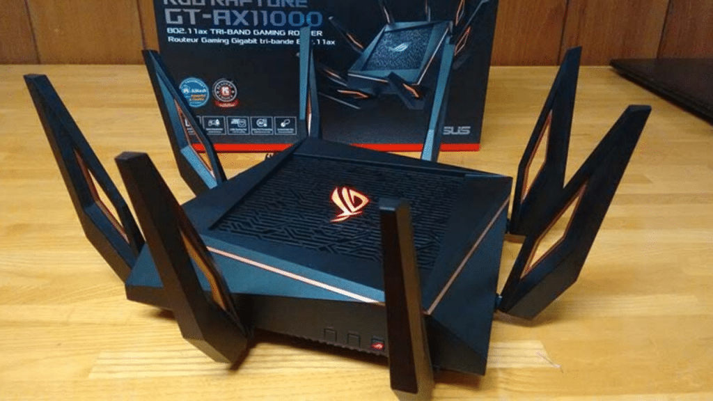 asus gaming router
