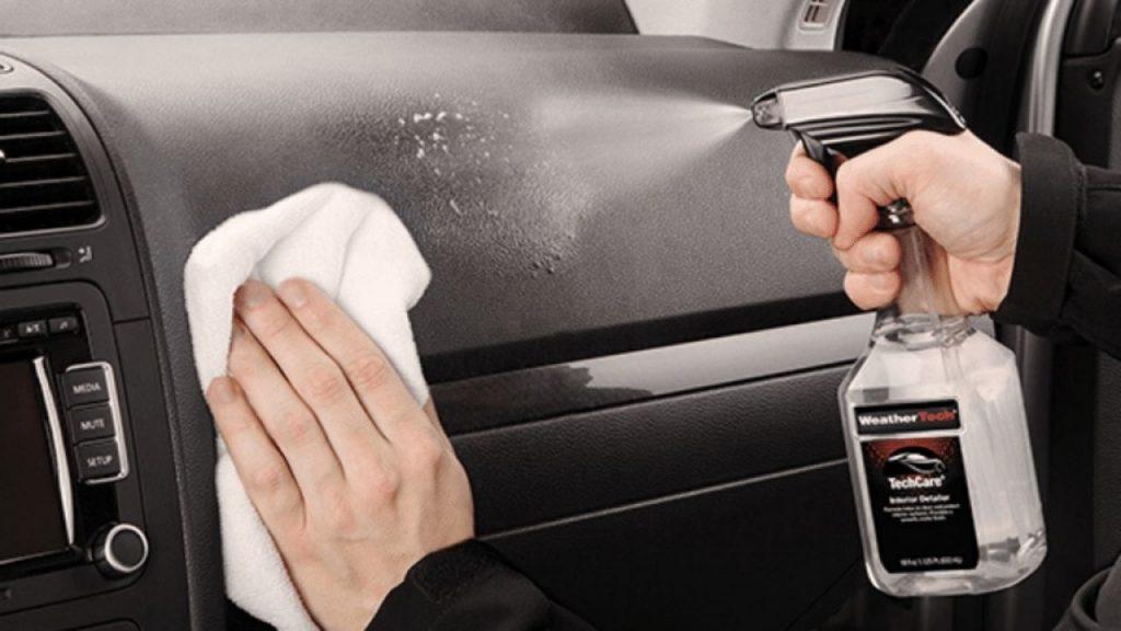 car dashboard shiner