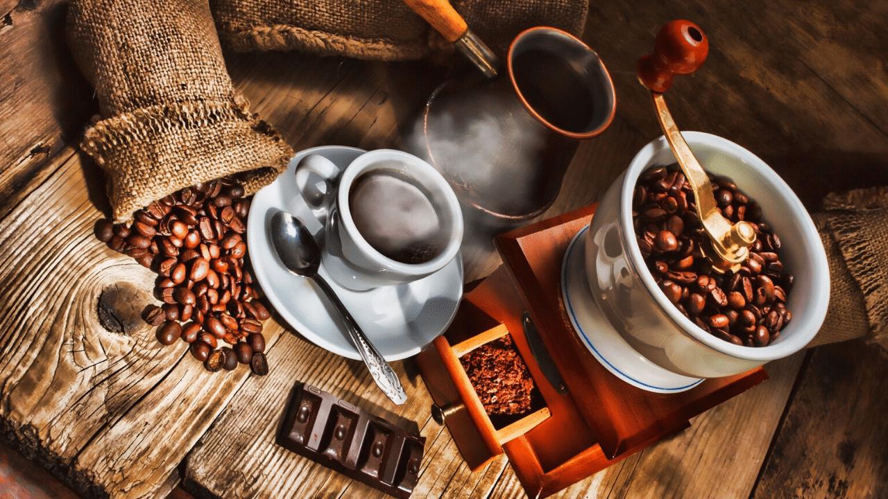 electric espresso machine