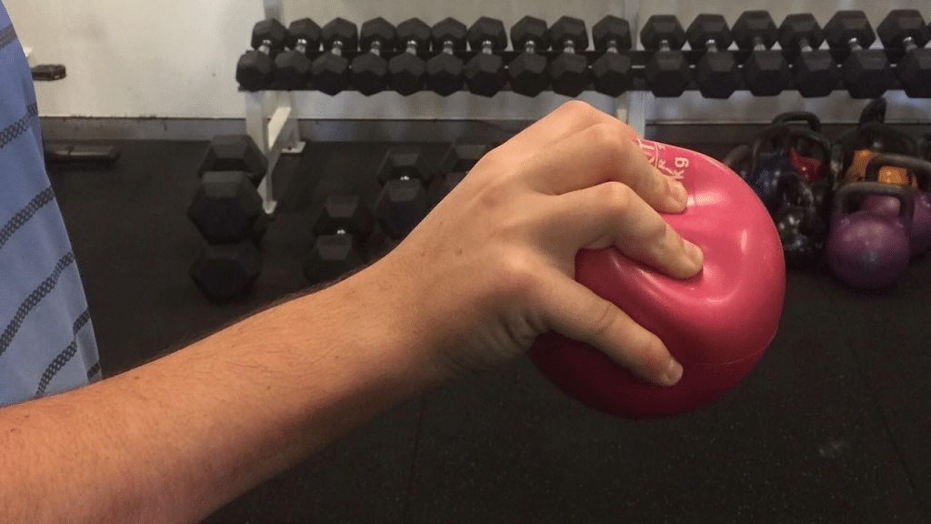 This image has an empty alt attribute; its file name is hand-Exercise-Ball-for-arthritis-1024x576.png