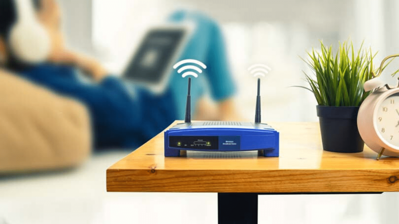 Wi-Fi router for home