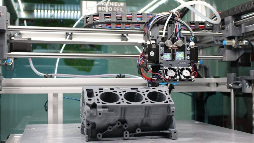 3D Printers For Industrial Goods