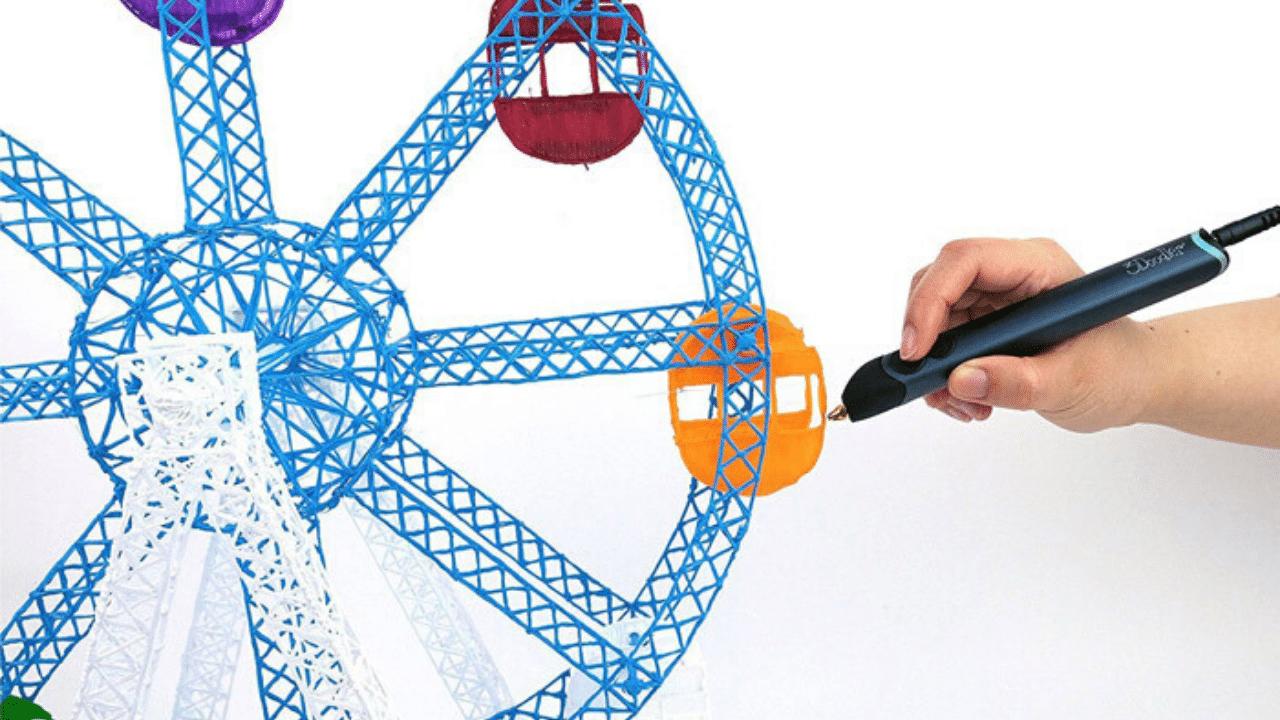 3D drawing pens