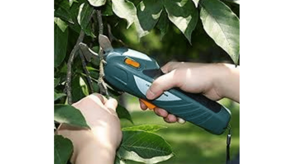 This image has an empty alt attribute; its file name is Electric-Garden-Scissor-for-cutting-1024x576.png