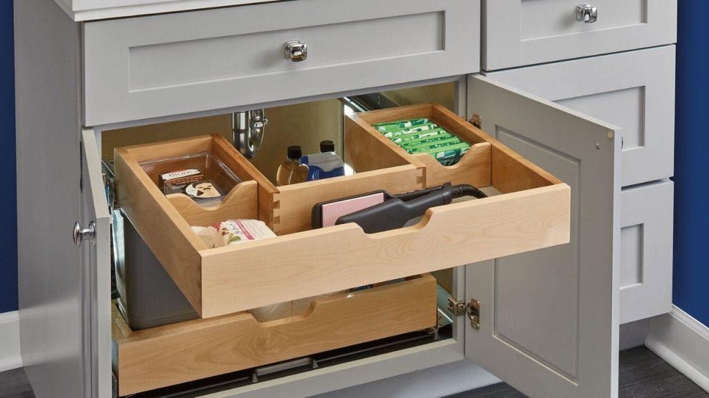 Best custom kitchen drawer dividers