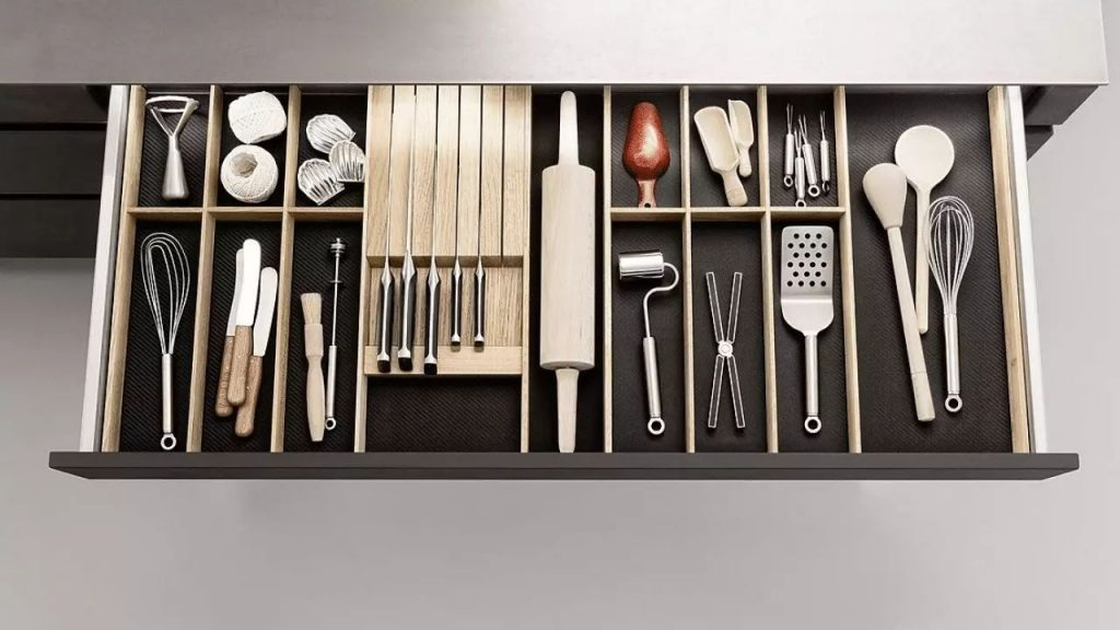 Best cutlery drawer organizer