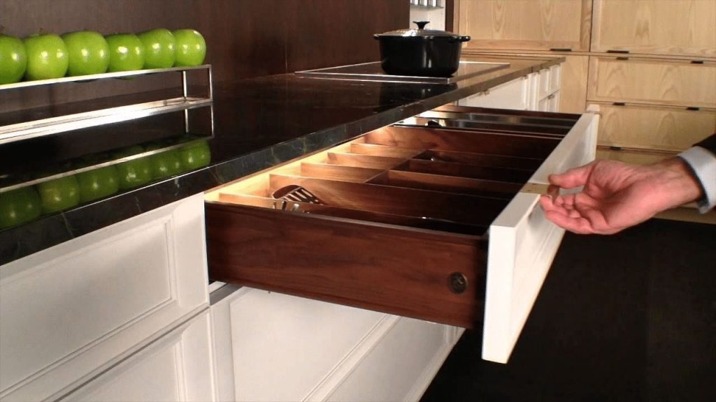 Best deep kitchen drawer dividers