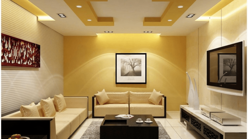 square LED ceiling lights for home
