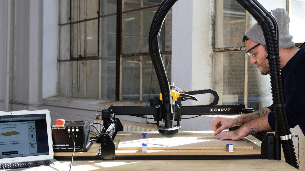 DIY CNC router kit