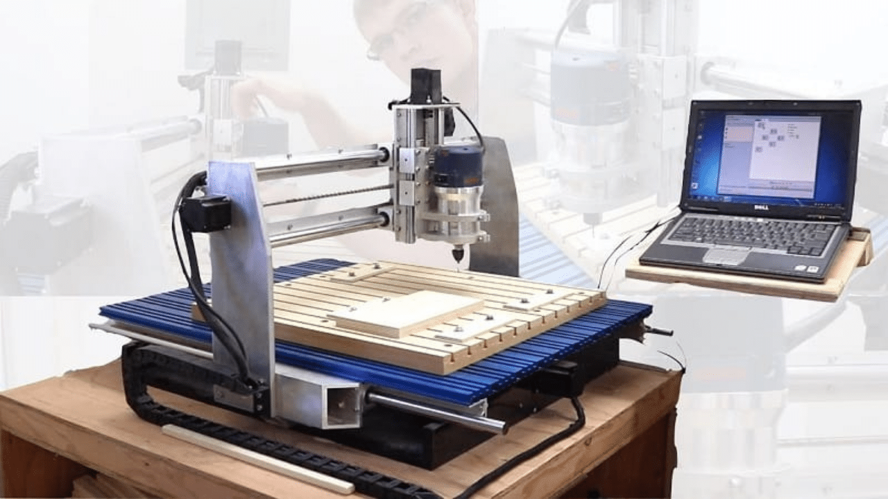 How to Use a CNC Router Machine