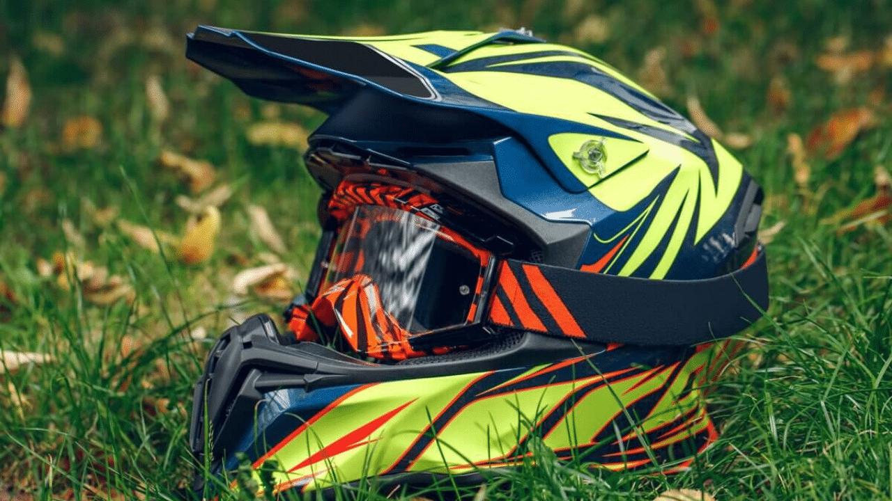 large ATV helmets