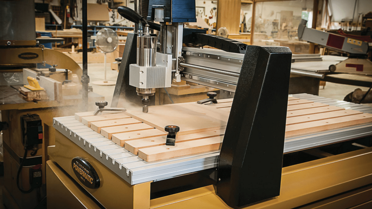 cnc machine for small business