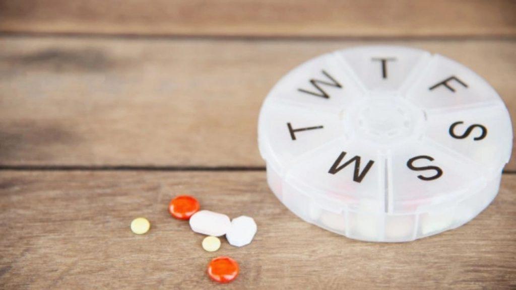 best pill organizer for travel