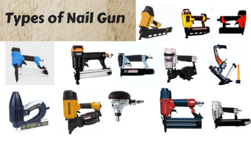 Top 10 Best Nail Gun: Buyer's Guide and Review 1