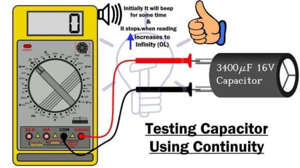 How To Test Continuity With Digital Multimeter. 2