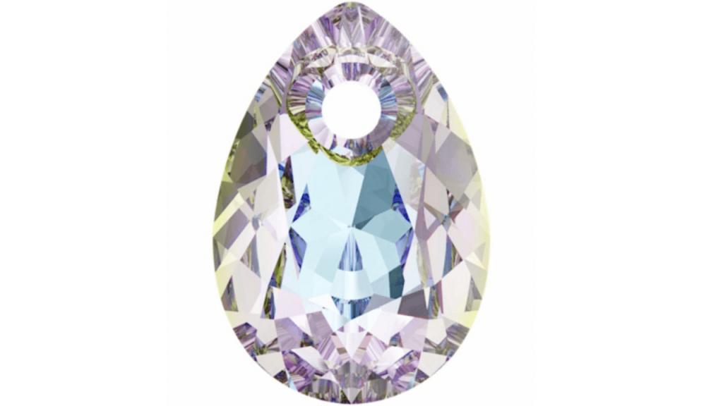 Pear cut Crystal Pendant Light