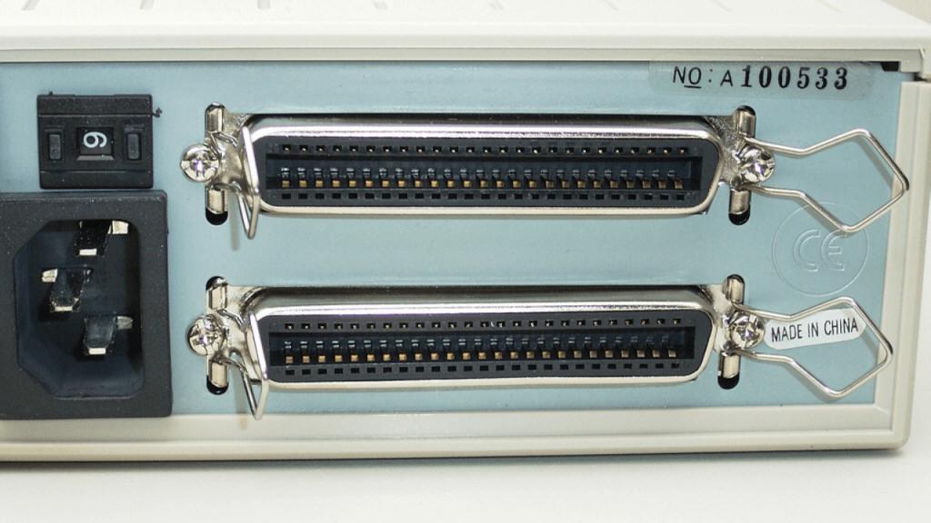 SCSI Port