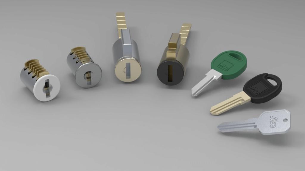 Wafer Locks