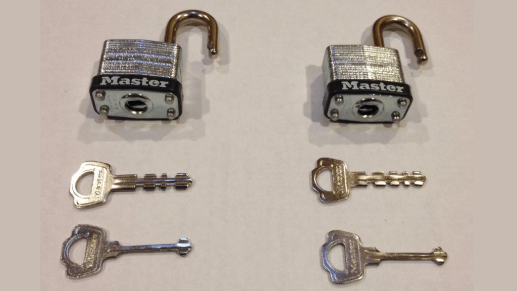 Warded Locks