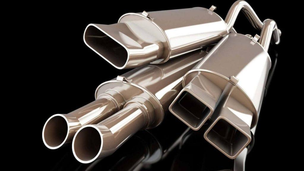 muffler exhaust system