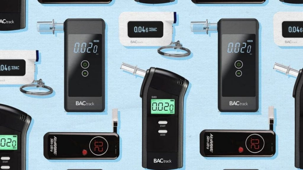the best breathalyzer alcohol tester