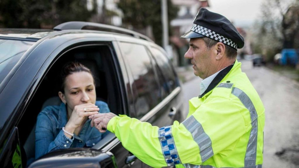 police-grade breathalyzer