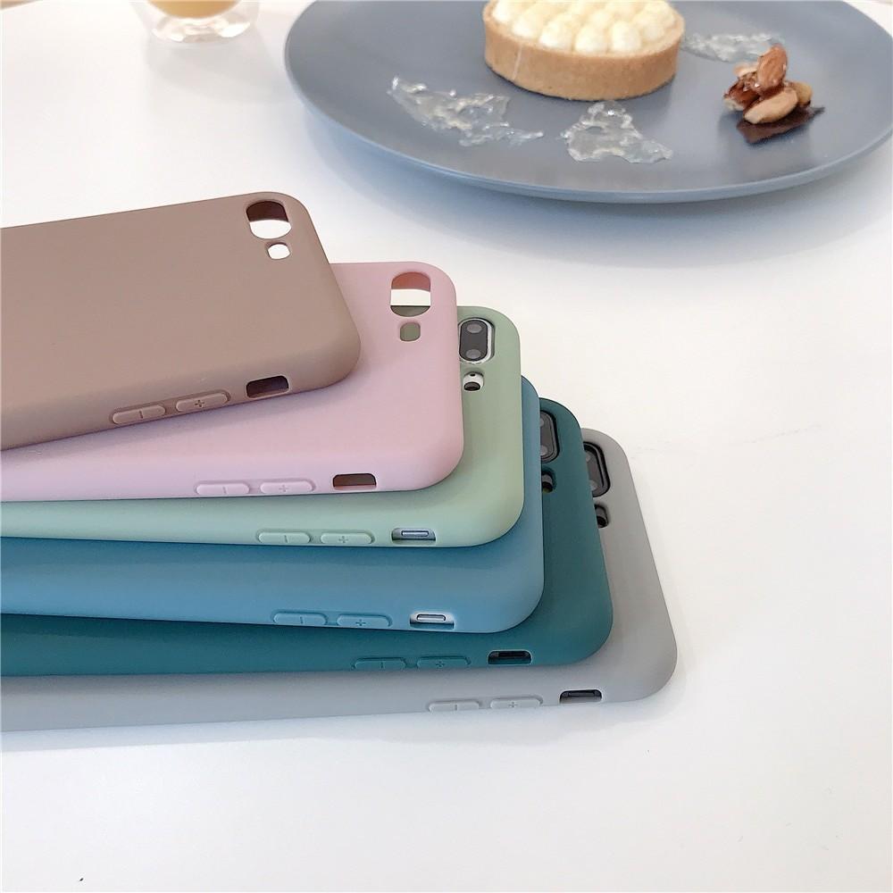 Liquid Silicone Case For Samsung Galaxy (A & M Series)