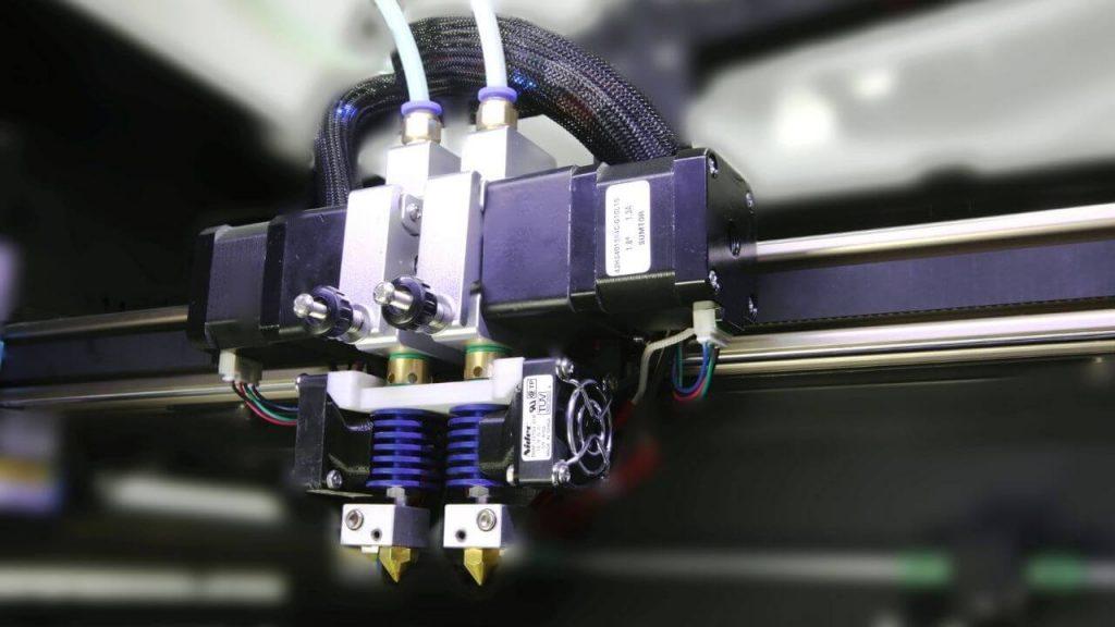 Budget Dual Extruder 3D Printers