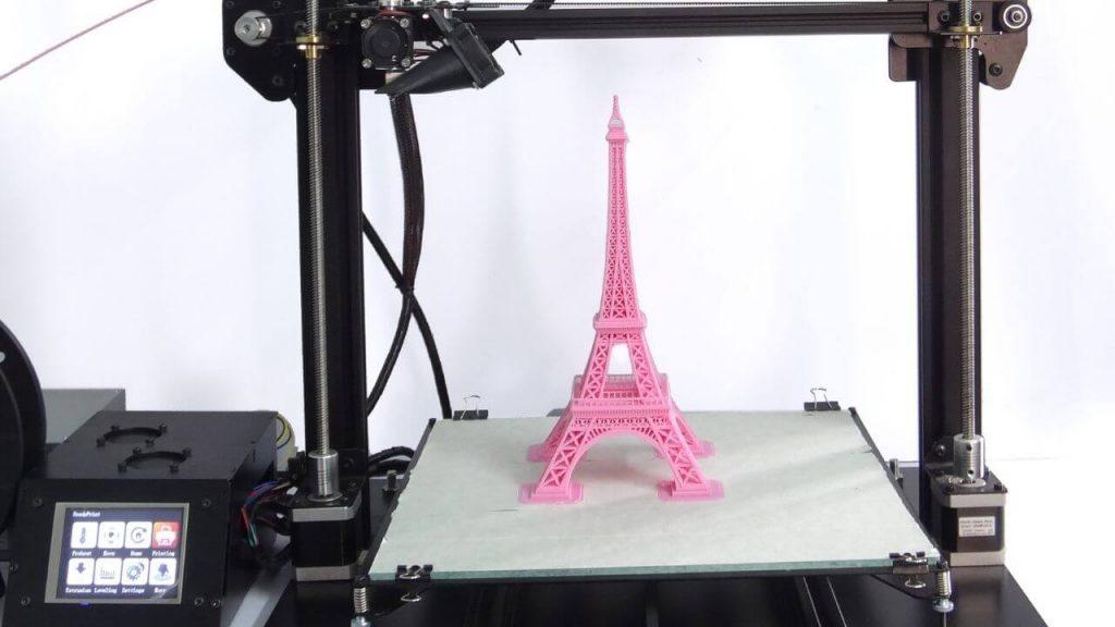 FDM 3D Printer machine kit for beginner