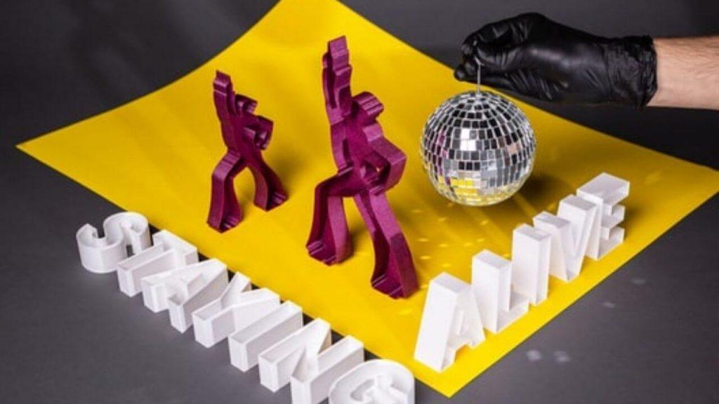 Multi color 3D Printer