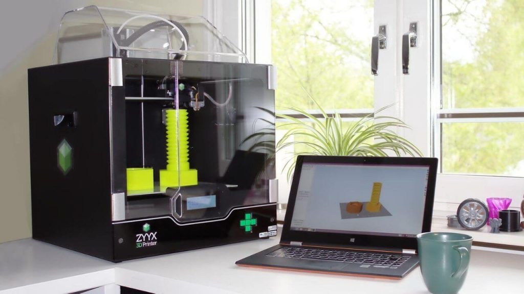 enclosed 3d printer for home