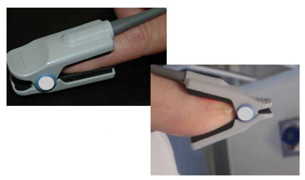 Best pulse oximeter fingertip