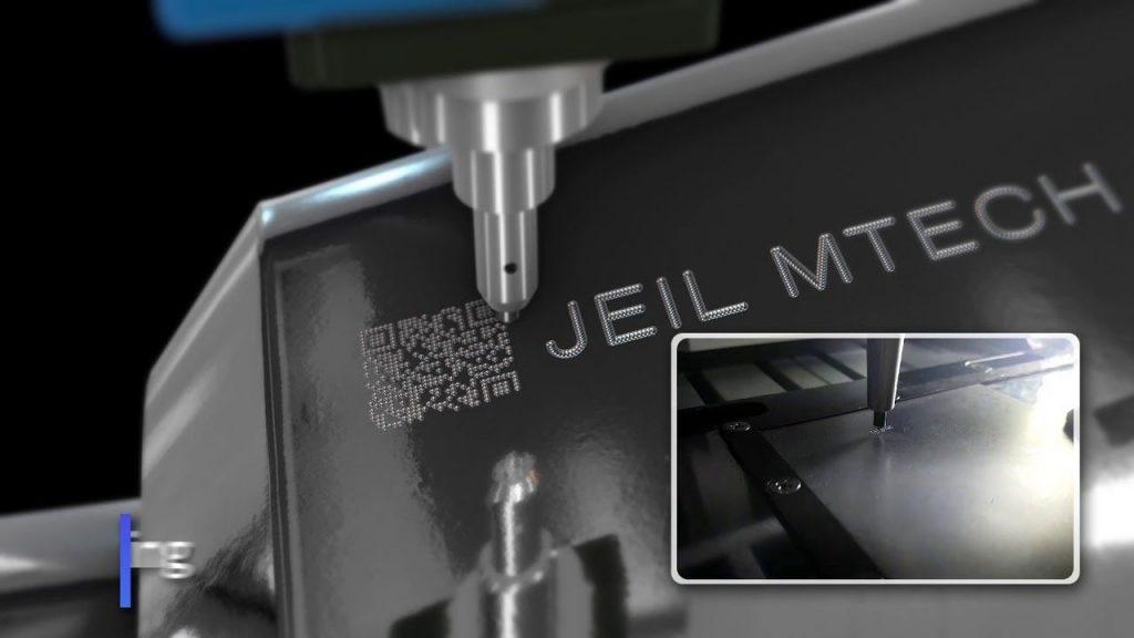 scribing marking machine
