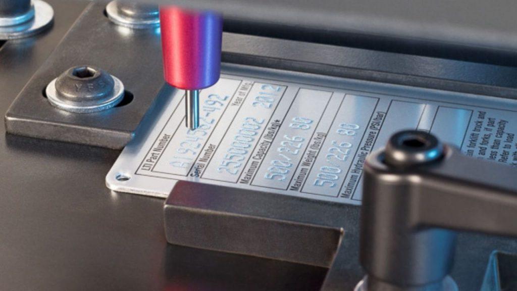 cheap dot peen marking machine