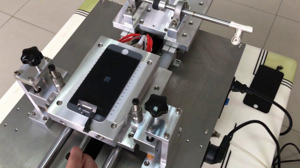 best LCD separator screen repair machine