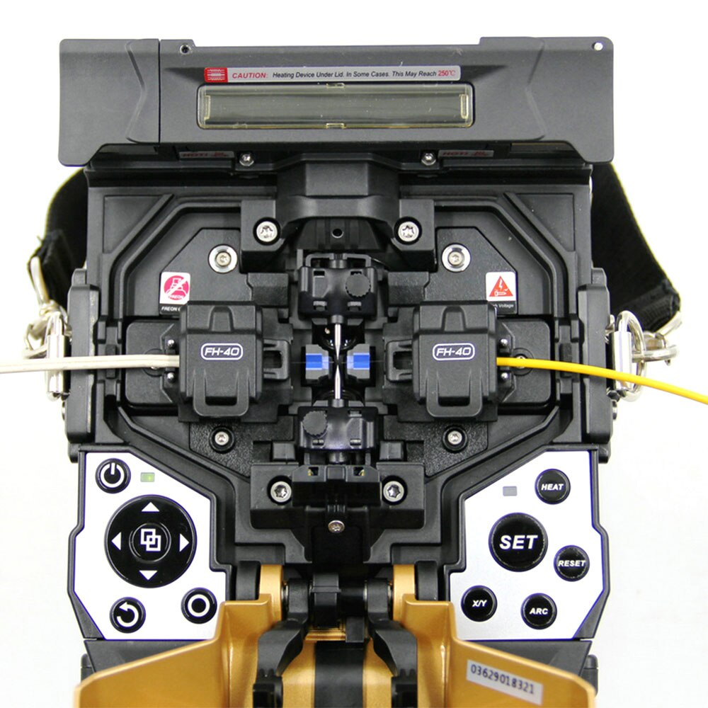 INNO View 5 Optical Fusion Splicer Machine