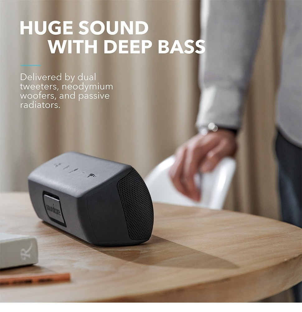 Anker Soundcore Motion+ Bluetooth Speaker