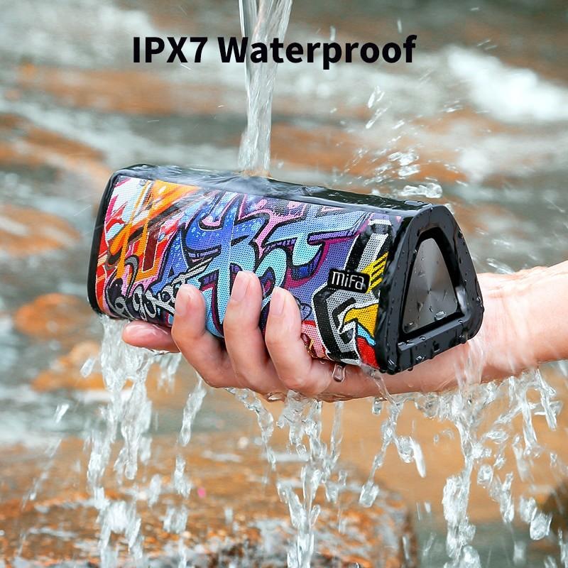 Mifa A10+ Portable Bluetooth Speaker 2