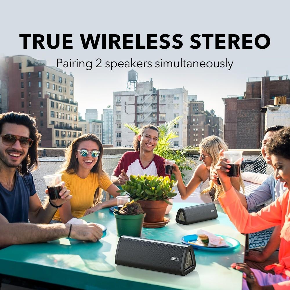 Mifa A10+ Portable Bluetooth Speaker 4